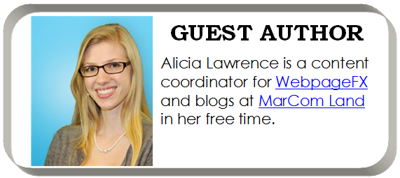 Alicia Lawrence Guest Author @ WhoIsSandyMoore dot com